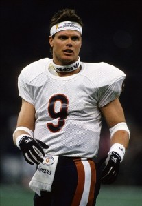 McMahon was one of the most popular BEARS of his time to the degree people forget he played for the hated Packers and Vikings.