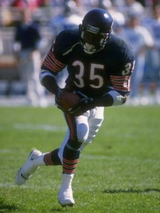 Anderson had a 3 year stretch in which he virtually WAS the BEARS offense all by himself.