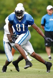 "Calvin Johnson lives up to his nickname ""Megatron"" and may strike more fear than the Transformers character he's named after..."