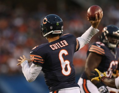 "Cutler has ""wowed"" spectators with his gifted throwing arm but has yet to put together an elite statistical season together since his Pro Bowl year in 08'"