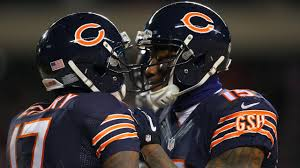 The tandem of Alshon Jeffery (l) and Brandon Marshall (r) hope to continue building of each other's success as they seek to prove they are the best 1-2 punch in the NFL at Wide Receiver...