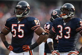 "You can't talk BEARS defense without mentioning playmakers Lance Briggs (l) and Charles ""Peanut Punch"" Tillman (r). Both are in the twilights of their very productive careers but the BEARS hope they have enough left in the tank to help lead their defense back to prominence..."