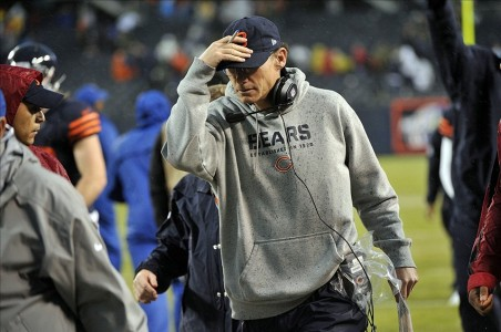 Head Coach Marc Trestman is under pressure to take a team loaded with talent on both sides of the ball on a Super Bowl run...