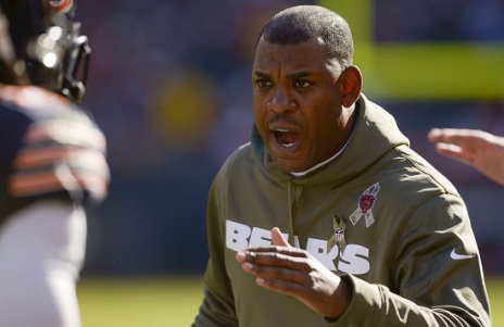 Defensive Coordinator was under heavy fire after the BEARS defense turned in an all-time worst season. He's added veteran coaches, players and system tweaks to what should be a much improved unit from a season ago...