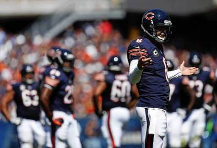 Jay Cutler has waited for this type of talent to work with for years and is now in a position to take this team to the next level. He'll have to practice self preservation in an effort to be available for every game the BEARS play in 2014...