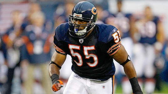 "12 year veteran Lance Briggs has been under fire by the Chicago Media regarding his commitment to the team and preparation with ""Restaurant Gate"", rumors he partied HARD the Friday before the game topped off by an undisciplined, uninspiring performance versus Buffalo."