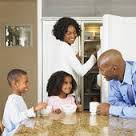 "A key element has been absent from most of our households for some time now. The ""Family Unit"" has been fractured from dysfunctional relationships between parents and a disconnect with their children. What happened to ""The breakfast table""?"
