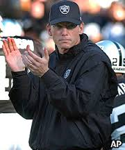 Trestman joined Oakland in 2001 as Quarterbacks Coach and was later promoted to Offensive Coordinator in 2002. that season the raiders led the NFL in total offense and helped Rich Gannon win NFL MVP...