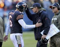 Trestman had previous experience with Cutler as he was preparing to enter the NFL Draft in 2006. His impact on Cutler was visible immediately as his decision making improved, he got rid of the ball quicker and checked down instead of forcing the ball into tight spaces. Trestman expects more of the same from his signal caller in 2014...