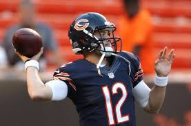 Rookie Quarterback David Fales passed his preseason final exam and showed the BEARS enough to warrant keeping him on their 53 man roster. The team hopes he can develop behind Jay Cutler and Jimmy Clausen and ultimately take over the #2 spot in 2015 in the event Clausen departs for greener pastures next season like last year's #2 Josh McCown.