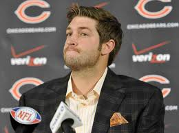 "Cutler has had his share of awkward and frustrating moments with the Chicago Media and some of his words after last Sunday's season opening loss at home to Buffalo have some wondering if he's reverting back to the ""Old Jay""?"