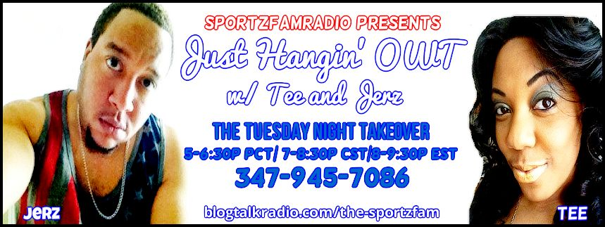 Join Tee and Jerz for 90 mins of sports talk like you won't hear anywhere else!