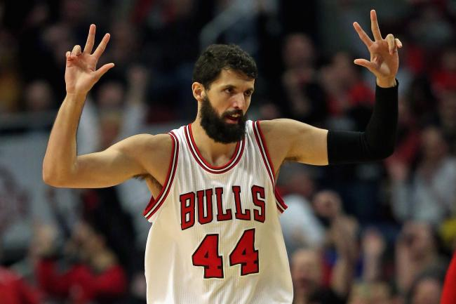 Mirotic reminds me of Dirk Nowitzki, the more and more I watch him play and is turning heads more and more as this season comes to a close. Big time performances in the playoffs will only add to his already growing mystique.